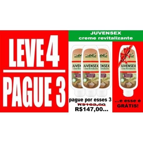 JUVENSEX - Pague 3 leve 4