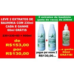 Promoção Extrato de bauhinia 500ml